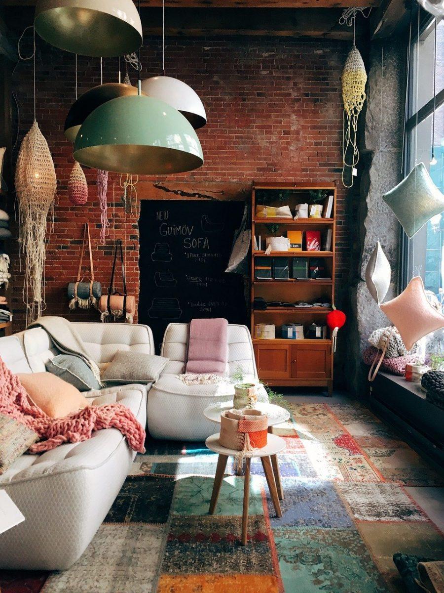 Quando você decide mudar/criar uma decoração na sua casa, você precisa analisar o ambiente e procurar mudar o local