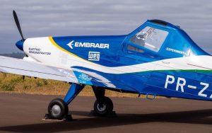 Embraer poderá ter avião elétrico em breve
