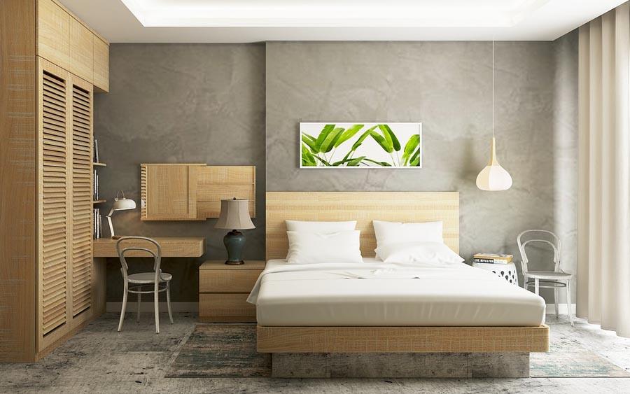 Papel de parede para quarto deve ter estilo