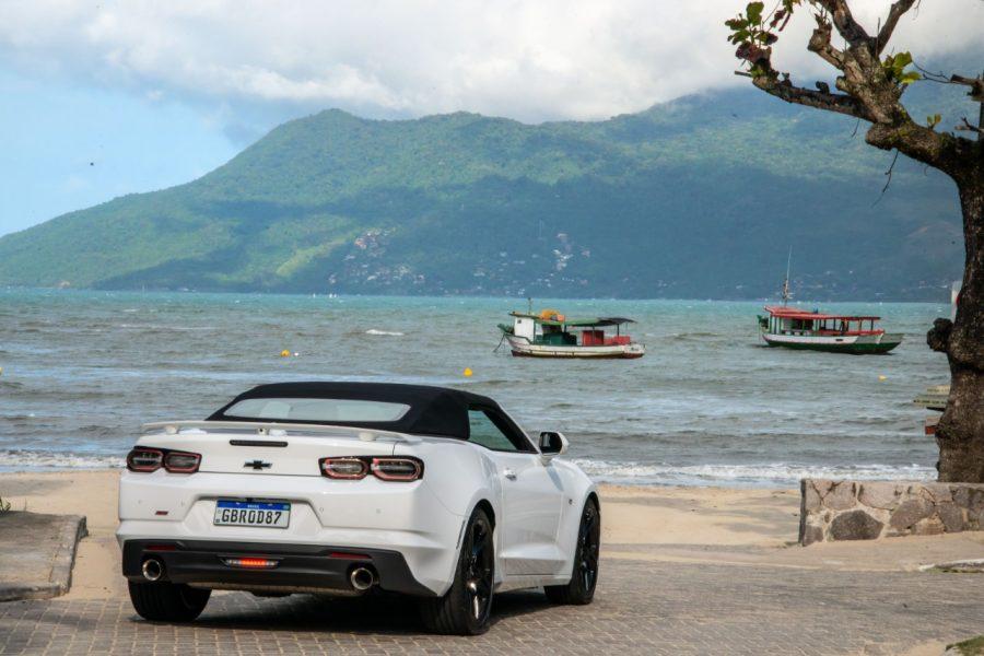 Ao todo 6,5 mil unidades do Chevrolet foram emplacadas no Brasil desde 2010, mais que o dobro do segundo colocado