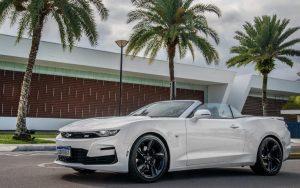 Camaro pode permanecer em produção até 2026