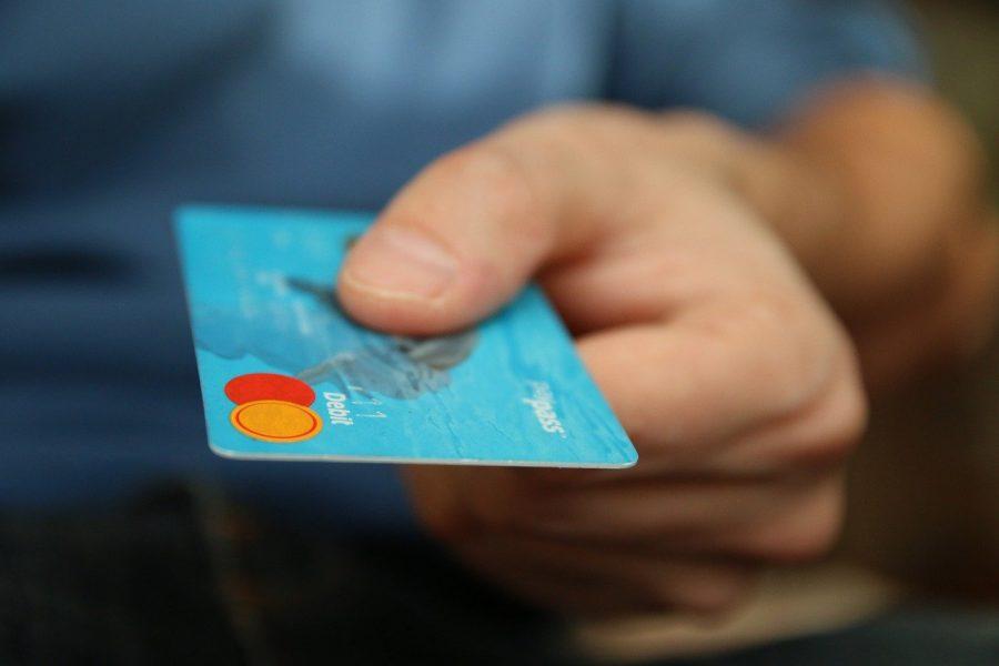 O cartão de crédito é algo muito pessoal