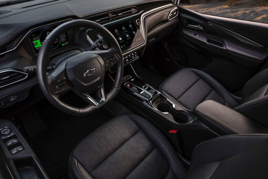 SUV elétrico da Chevrolet