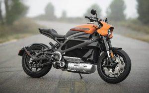 Já conhece a Harley-Davidson LiveWire? Uma naked elétrica