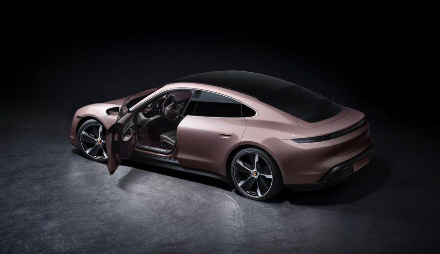Taycan, 2021, Porsche AG