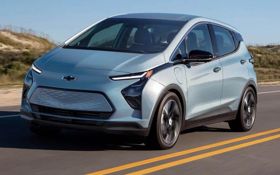 Novo SUV elétrico da Chevrolet será família Bolt