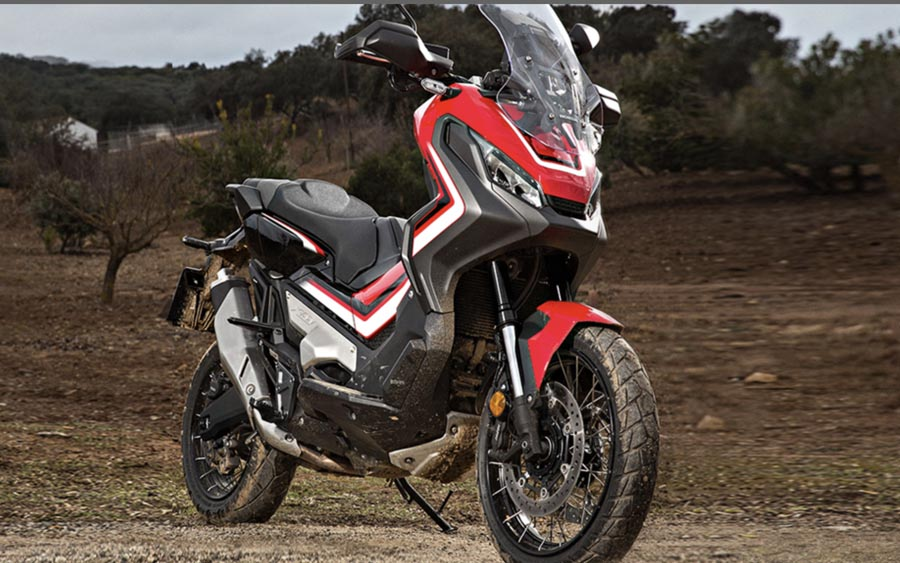 Nova Honda X-ADV 750 a scooter com cara de big trail