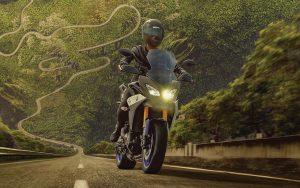 Nova Yamaha Tracer 900 GT ABS tem agilidade para a cidade
