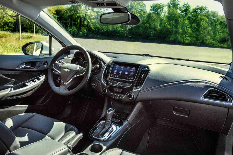 Chevrolet Cruze LTZ 2021