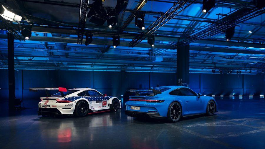 911 RSR, 911 GT3, 2021, Porsche AG
