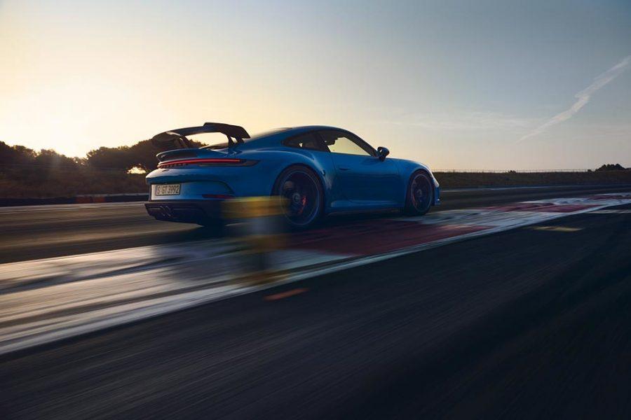 O novo Porsche 911 GT3 está chegando ao mercado brasileiro no segundo semestre deste ano