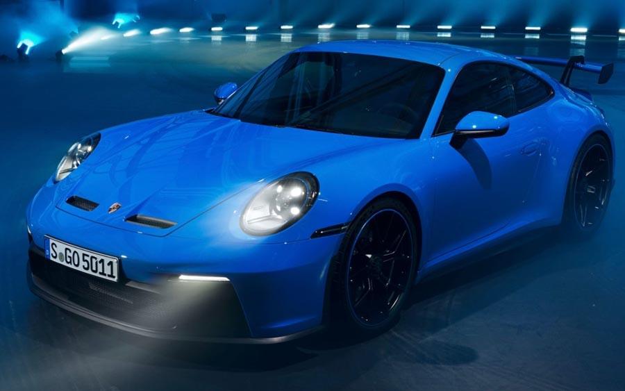Confira o preço do novo Porsche 911 GT3 no Brasil