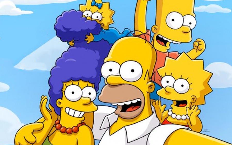 """Conheça a história de """"The Simpsons"""""""