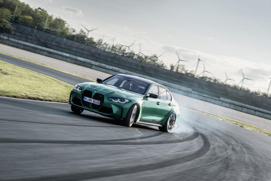 A 6ª geração do icônico M3 da BMW chega ao mercado brasileiro