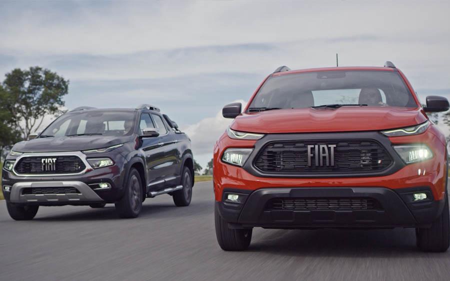 Tudo sobre a nova Fiat Toro 2022