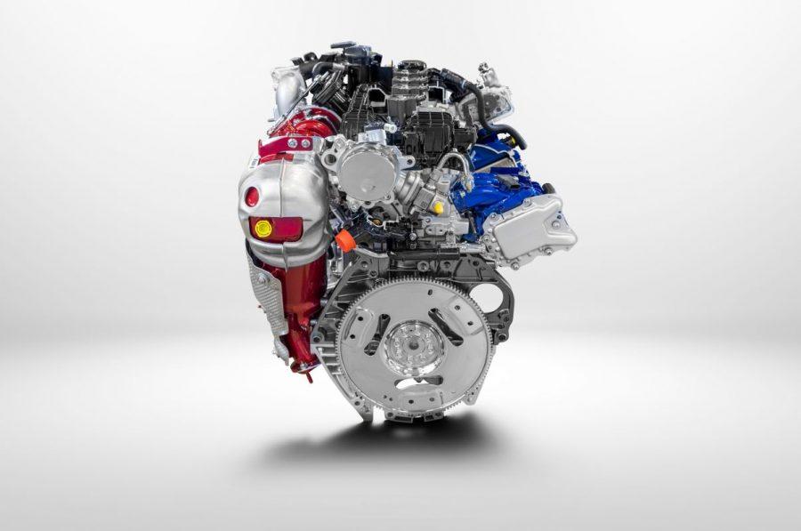 O inédito propulsor Turbo 270 gera 185 cv de potência máxima a 5.750 rpm e torque máximo de 270 Nm a incríveis 1.750 rpm abastecido com etanol. Quando o combustível é gasolina, sua potência é de 180 cv no mesmo regime, assim como o torque.