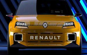 Novo carro elétrico da Renault foi revelado