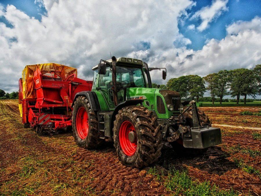 A primeira revolução agrícola teve a sua característica embasada em expansão e descobrimento de terras, vegetações, climas entre outros