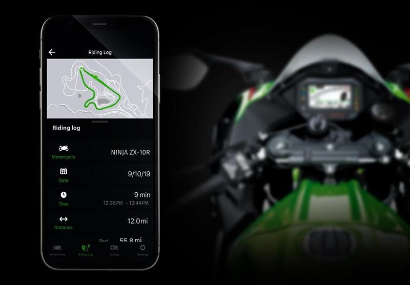 """Painel com tela TFT de 4,3"""" com conexão Bluetooth e compatível com o aplicativo Rideology"""