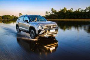 Volkswagen Taos chega na disputa com Corolla Cross e Jeep Compass