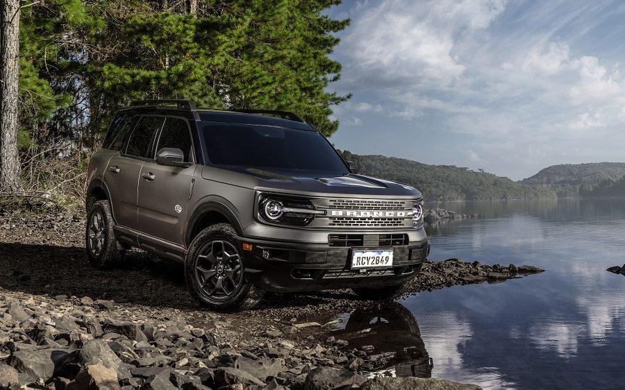 Ford Bronco Sport faz bonito na segurança
