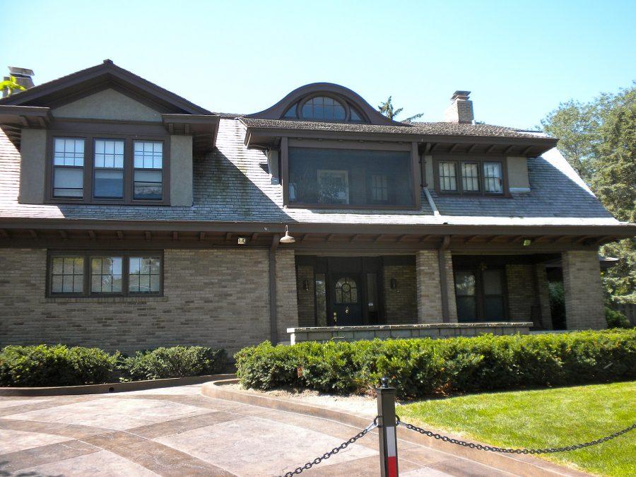 Buffett's home in Omaha, Nebraska (Smallbones / Wikimedia)