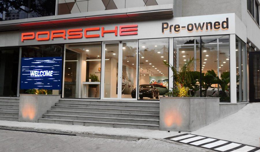 Porsche inaugura loja dedicada a veículos seminovos certificados no Rio de Janeiro