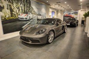 Rio de Janeiro ganha loja de seminovos da Porsche