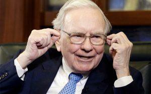 O bilionário Warren Buffett