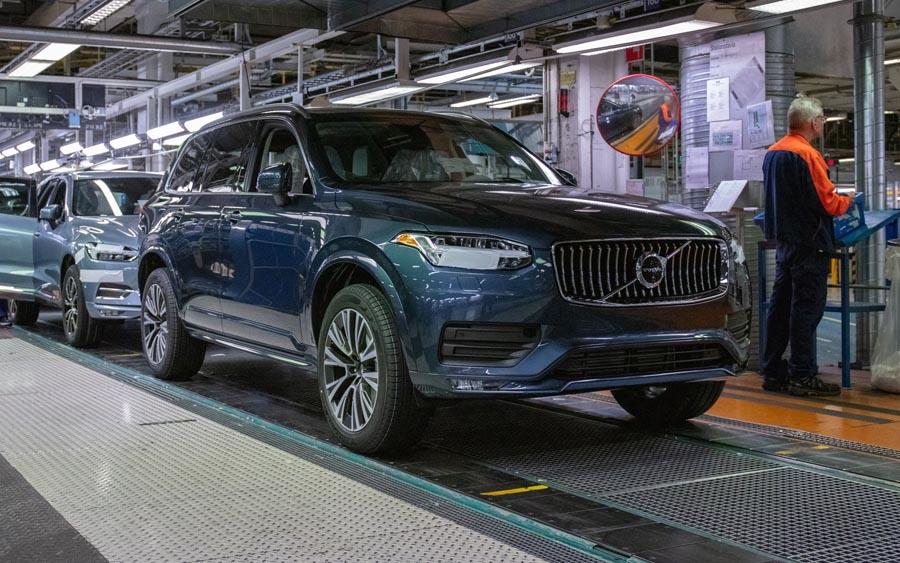 Volvo Cars se torna a primeira empresa neutra para o clima