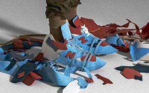 New Balance revela os sapatos mais feios do mundo, mas é por uma boa razão