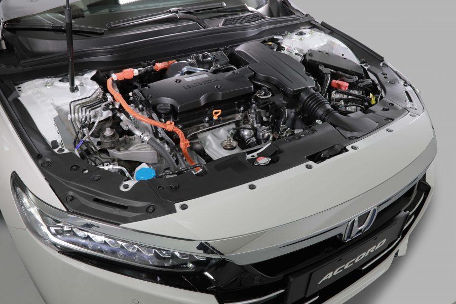 Honda apresenta o novo Accord híbrido, o primeiro modelo com a tecnologia e:HEV no Brasil