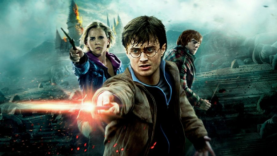 Harry Potter e as Relíquias da Morte wallpaper