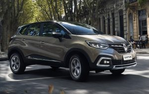 Renault Captur 2022 segue no caminho do bom design