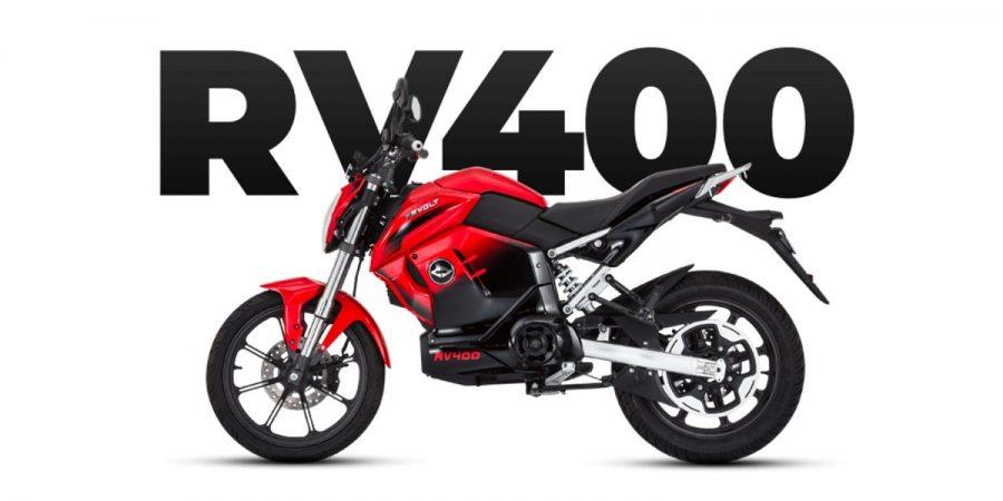 Revolt Motors RV400