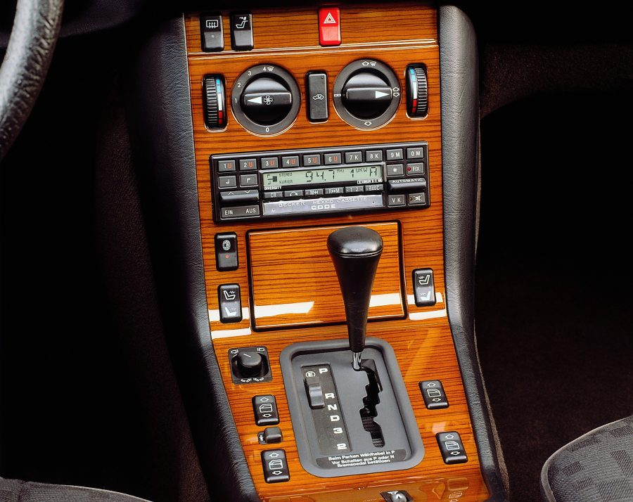 Mercedes-Benz 300 SE der Baureihe 140 aus dem Jahr 1991