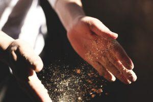 A poeira é mais importante do que você imagina