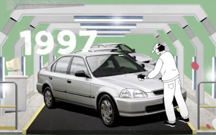 Não demorou muito para a empresa se consolidar também no exigente e competitivo mercado automotivo. Reconhecida por seus produtos de qualidade superior e atendimento de excelência, a Honda expandiu a atuação também no mercado de quatro rodas, inaugurando, em 1997, sua primeira fábrica de automóveis, na cidade de Sumaré (SP). A operação teve início com a produção de 20 unidades do modelo Honda Civic, então em sua sexta geração, saindo diariamente da linha de montagem.