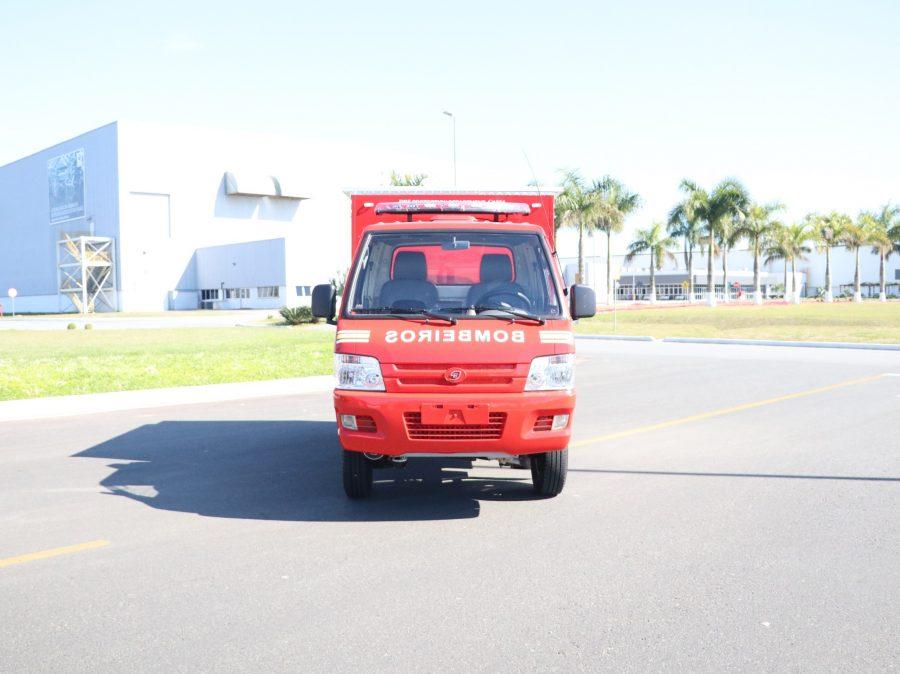 Fábrica de Araquari (SC) do BMW Group Brasil adota Unidade exclusiva e customizada de Combate a Incêndio totalmente elétrica