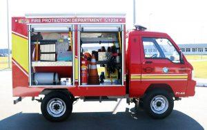 BMW tem veículo elétrico muito legal pra combater incendios