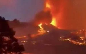 Erupção nas Ilhas Canárias poderia provocar tsunami no Brasil