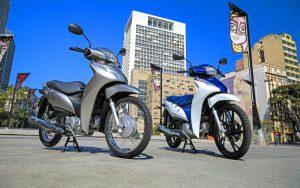 Conheça a nova Honda Biz 2022